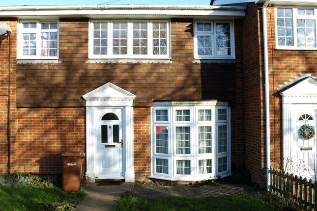 Thumbnail Terraced house to rent in Mierscourt Road, Rainham