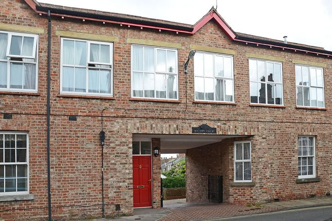 Thumbnail Terraced house for sale in Bishops Court, Bishophill Senior, York