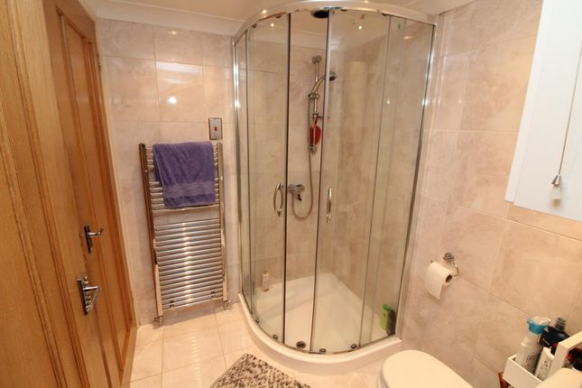 Shower Room of Howard Road, Plymstock, Plymouth PL9