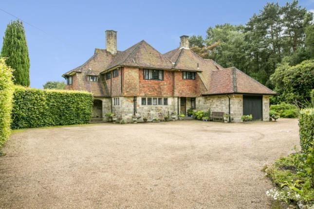 Thumbnail Detached house for sale in Sheep Plain, Crowborough, East Sussex
