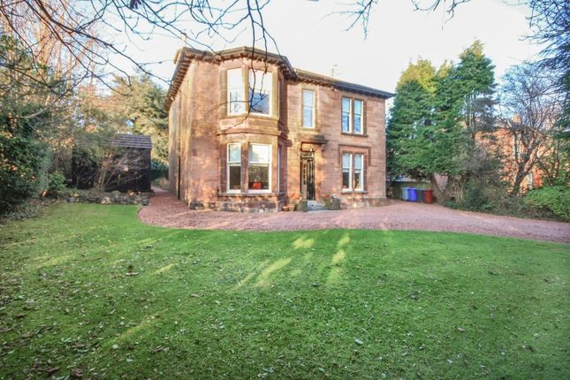 Thumbnail Detached house for sale in Silverwells, Bothwell, Glasgow