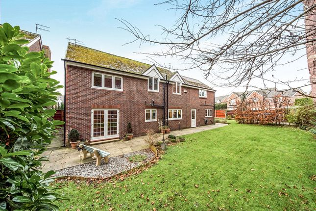 5 Bed Detached House For Sale In The Old Quarry Woolton