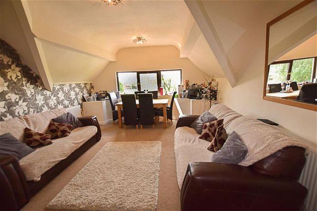Living Room of Crescent Road, Dukinfield SK16