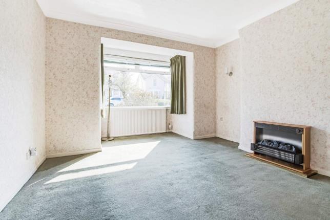 Living Room of Endrick Drive, Paisley, Renfrewshire, . PA1
