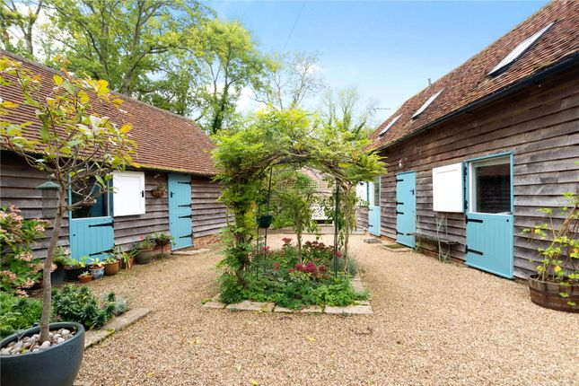 Thumbnail Detached house for sale in Grayswood Road, Grayswood, Haslemere, Surrey
