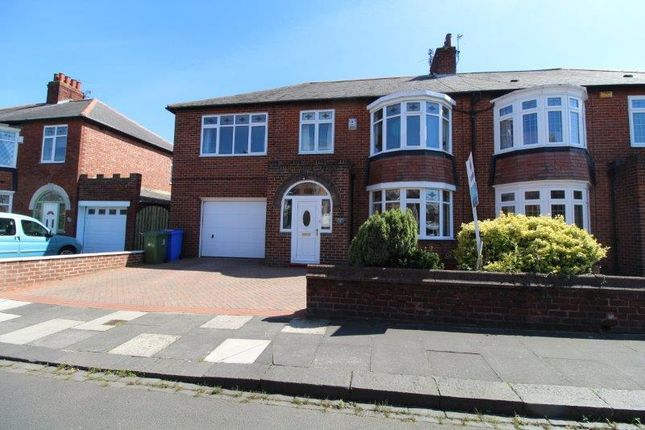 Thumbnail Semi-detached house to rent in Middleton Street, Blyth