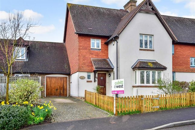 Thumbnail Terraced house for sale in Tile Kiln, Ringmer, Lewes, East Sussex