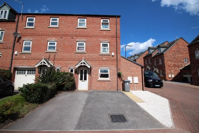 Thumbnail Town house for sale in Durham Way, Parkgate