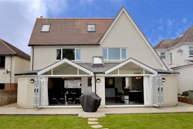 Thumbnail Detached house for sale in Lady Housty Avenue, Newton, Swansea