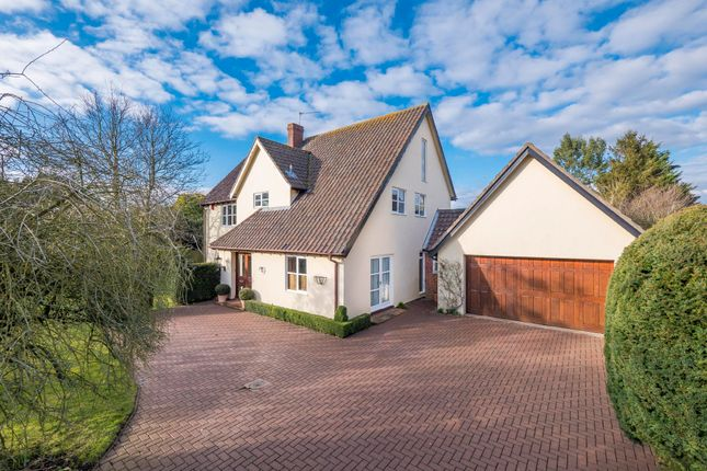 Thumbnail Detached house for sale in The Street, Barnham, Thetford