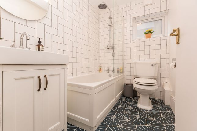 Bathroom of Alexandra Road, Hornsey N8