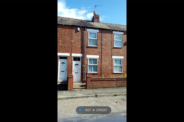 Thumbnail Terraced house to rent in Railway View, York