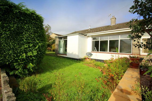 Thumbnail Semi-detached bungalow for sale in Taylor Road, Saltash