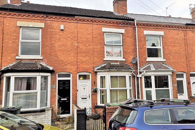 3 bed terraced house for sale in Vauxhall Street, Worcester WR3