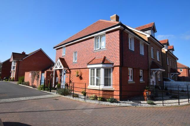 Thumbnail Semi-detached house for sale in Mannington Road, Hellingly, Hailsham, East Sussex