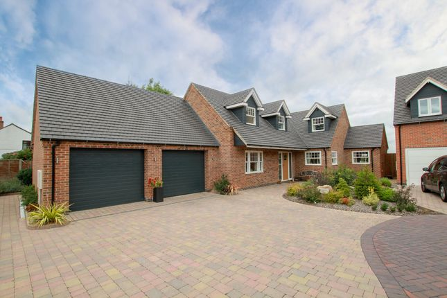 Thumbnail Detached house to rent in Beamhill Road, Anslow, Burton-On-Trent