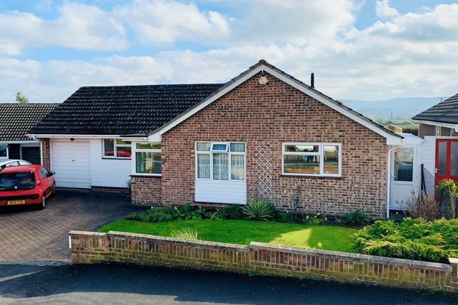 Thumbnail Detached bungalow for sale in Highfield Crescent, Taunton