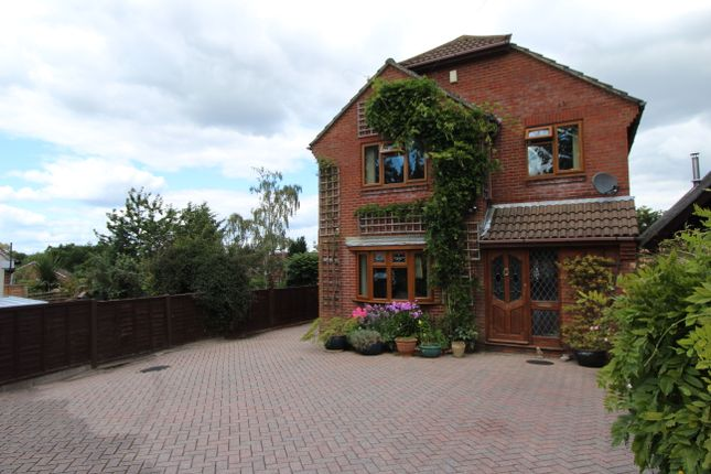 Thumbnail Detached house for sale in Bridge Road, Sarisbury Green, Southampton