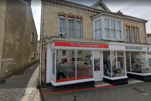 Thumbnail Retail premises to let in Newport Road, Barnstaple