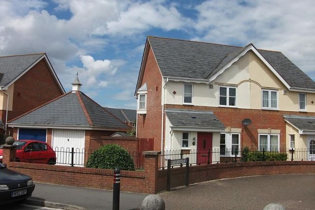 Thumbnail Property to rent in Bransby Way, Weston Super Mare