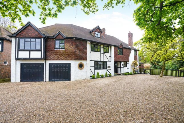 Thumbnail Detached house for sale in Charlton Avenue, Hersham, Walton-On-Thames, Surrey