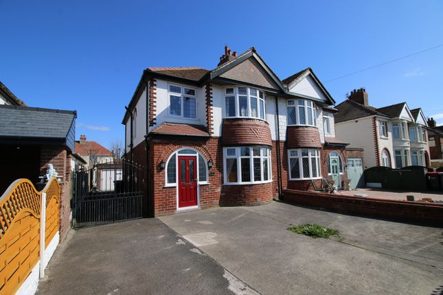 3 bed semi-detached house for sale in Kendal Avenue, Thornton-Cleveleys FY5