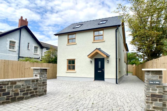 Thumbnail Detached house for sale in Swn Y Mor, Oxwich Green, Oxwich
