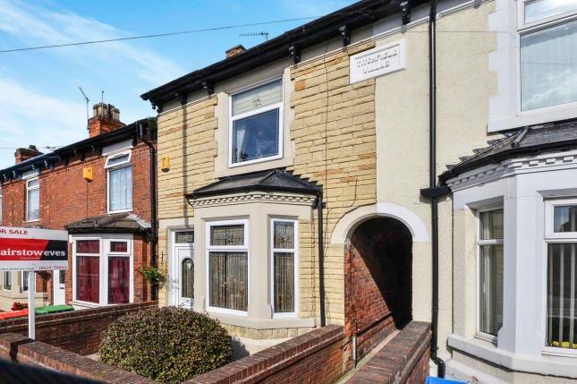 Thumbnail Terraced house for sale in Kingsway, Kirkby-In-Ashfield, Nottingham, Notts
