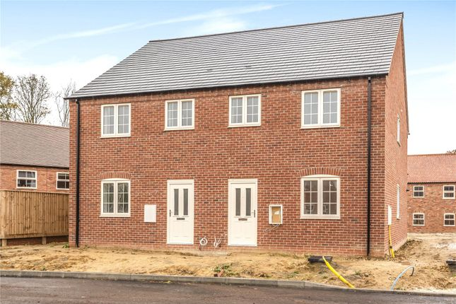 3 bed semi-detached house for sale in Plot 26 The Rase, The Parklands LN2