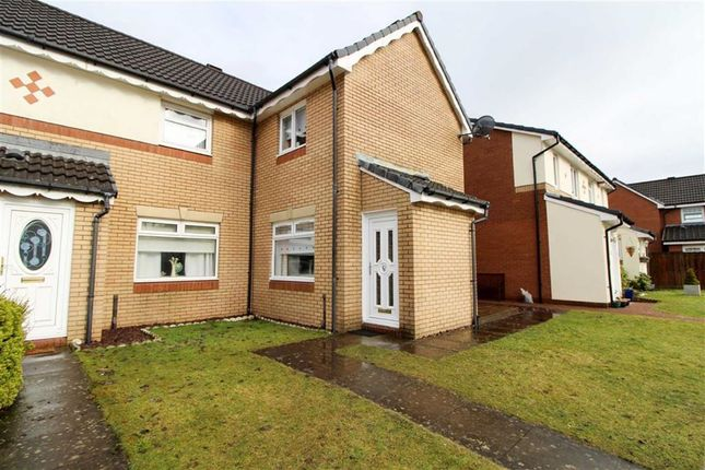Thumbnail Semi-detached house for sale in Benbow Road, Clydebank