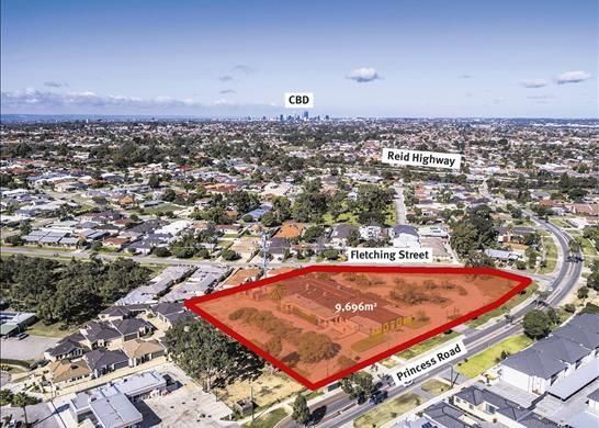 Thumbnail Property for sale in 92 Princess Rd, Balga Wa 6061, Australia
