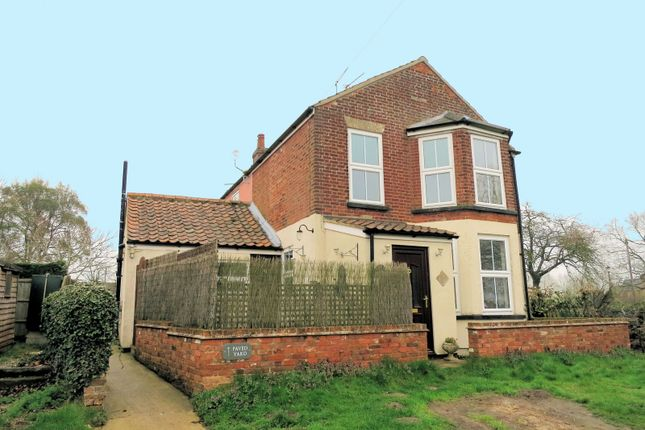 Thumbnail Property for sale in The Green, Stokesby, Great Yarmouth