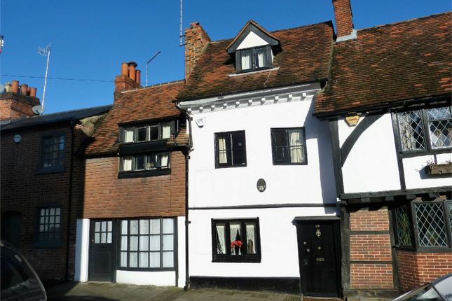 Thumbnail Terraced house for sale in Orchard Close, St. Andrews Road, Henley-On-Thames