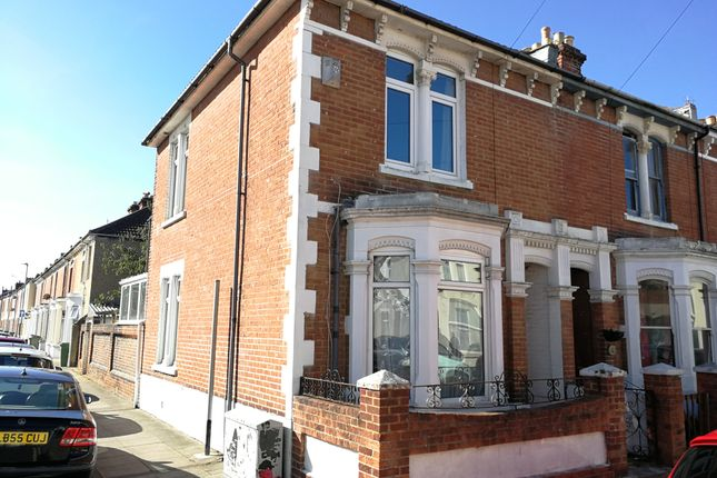 Thumbnail Semi-detached house to rent in Norman Road, Southsea