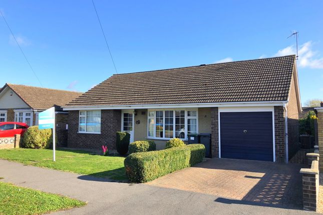 Thumbnail Detached bungalow to rent in Newton Close, Metheringham, Lincoln
