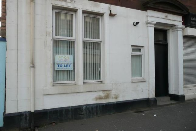 Thumbnail Flat to rent in High Glencairn Street, Kilmarnock