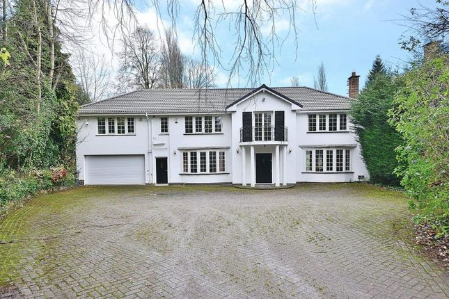 Thumbnail Detached house to rent in Harborne Road, Edgbaston, Birmingham