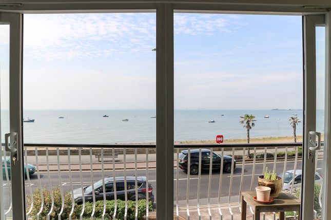 Thumbnail Detached house for sale in Thorpe Esplanade, Southend-On-Sea
