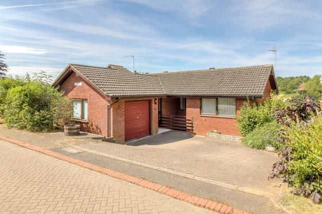 Thumbnail Detached house for sale in Brightwell Walk, Irthlingborough, Wellingborough
