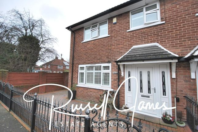 Thumbnail Semi-detached house for sale in Marsh Road, Little Hulton, Manchester