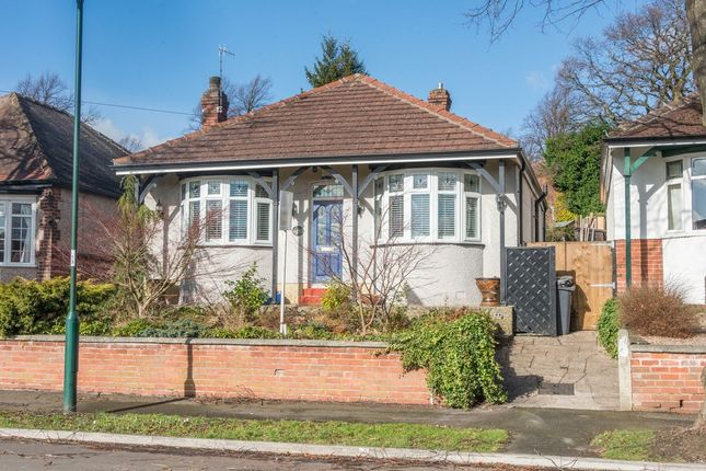 Thumbnail Detached bungalow for sale in Folds Crescent, Sheffield