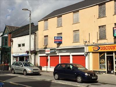 Thumbnail Retail premises to let in 12 Commercial Street, Maesteg