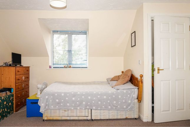 Bedroom Two of Upton Drive, Nuneaton CV11