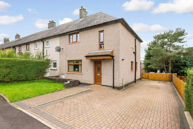 3 bed end terrace house for sale in 51 Kennedy Crescent, Dunfermline KY12