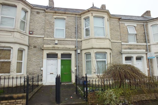Thumbnail Flat for sale in Normanton Terrace, Newcastle Upon Tyne