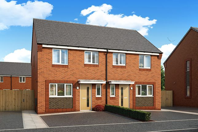 "Thumbnail Property for sale in ""The Kellington"" at Central Avenue, Speke, Liverpool"