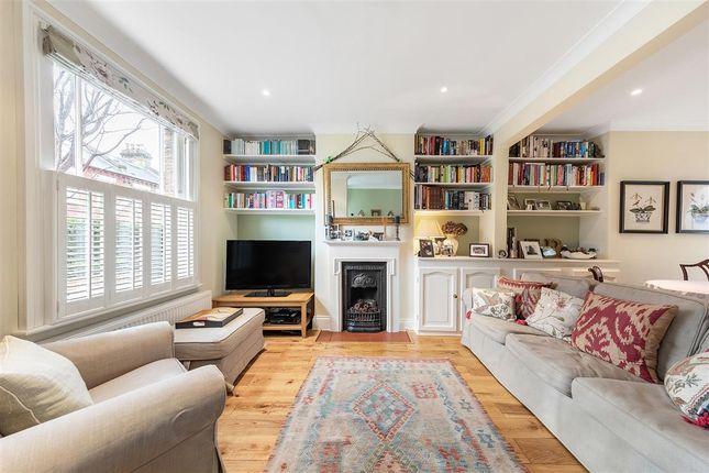Reception Room of Morrison Street, London SW11