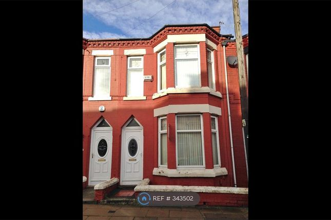 3 bed terraced house to rent in Cowper Road, Liverpool