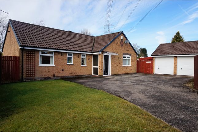 Thumbnail Detached bungalow for sale in Turner Avenue, Preston