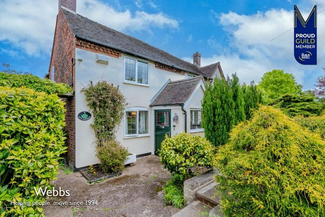 Thumbnail Cottage for sale in Norton Lane, Great Wyrley, Walsall